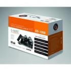 Paket Cctv 4 Channel Glenz GD-1000